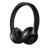 "BEATS SOLO 3 WIRELESS BY DR.DRE (MATTE BLACK) MP582PA/A BRAND NEW  ""AUSLUCK"""
