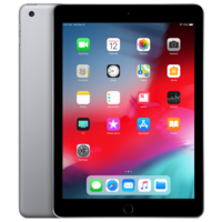 "APPLE iPAD 128GB Wi-Fi SPACE GREY (2018) MR7J2X/A  AUSSIE STOCKS ""AUSLUCK"""
