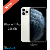 "APPLE iPHONE 11 PRO 256GB SILVER UNLOCKED MWC82XA BRAND NEW  ""AUSLUCK"""