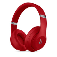 "BEATS STUDIO 3 WIRELESS BY Dr. Dre (RED) NEW MQD02PA/A ""AUSLUCK"""
