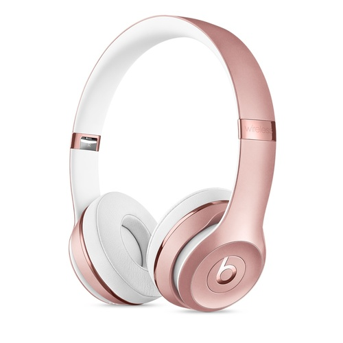 "Beats solo 3 Wireless Special Edition by Dr. Dre (Rose Gold) MNET2PA/A ""AUSLUCK"""