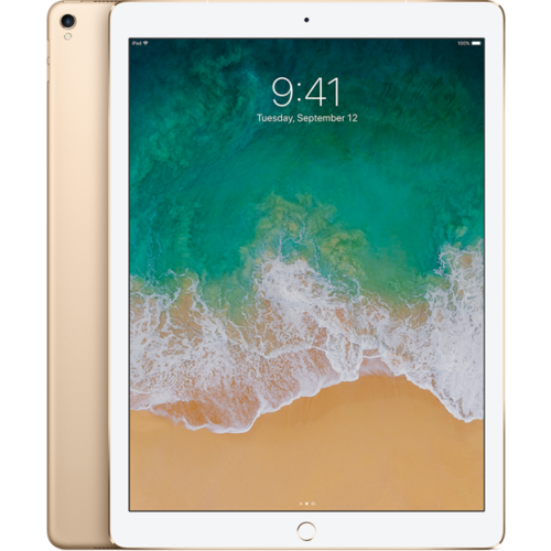 "APPLE iPAD PRO 512GB Wi-Fi + 4G (CELLULAR) 12.9"" GOLD MPLL2X/A (2017)""AUSLUCK"""