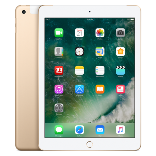 "APPLE iPAD 32GB Wi-Fi & CELLULAR MPG42X/A (2017) 5TH GEN  AUSSIE STOCKS ""AUSLUCK"""